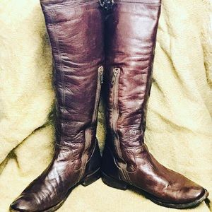 Frye Knee High Melissa Style Boots
